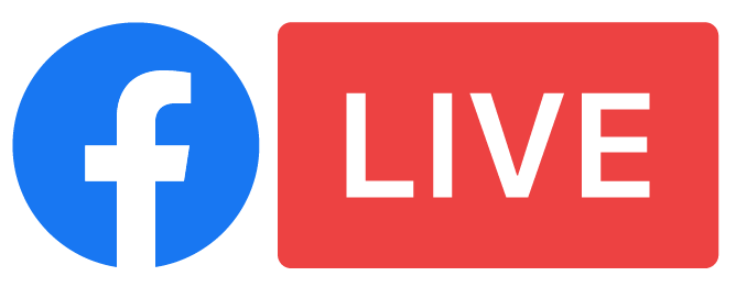 Image result for facebook live logo